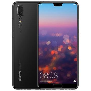 Huawei P20 5.8 inch AI Dual Rear Camera 6GB RAM 128GB ROM Kirin 970 Octa core 4G Smartphone