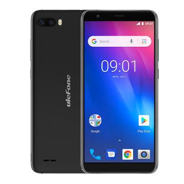 Ulefone S1 Dual Rear Camera 5.5 inch 1GB RAM 8GB ROM MT6580 Quad core 3G Smartphone