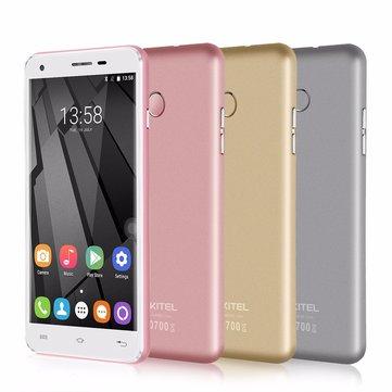 Oukitel U7 Plus 5.5 inch 2.5D Fingerprint 2GB RAM 16GB ROM MTK6737 Quad Core 1.3GHz 4G Smartphone