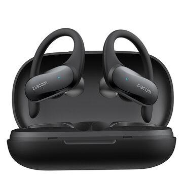 Dacom L19 TWS Earphone Deep Bass Stereo Headphone Lightweight Sport Earhooks Headset for iPhone Xiaomi Huawei