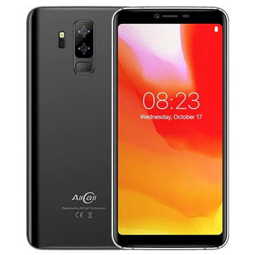 £71.83 ALLCALL S5500 5.99 Inch 5500mAh Android 8.1 Triple Cameras Supports OTG 2GB RAM 16GB ROM MTK6580M Quad Core 3G Smartphone Smartphones from Mobile Phones & Accessories on banggood.com