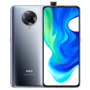 POCO F2 Pro Global Version 6.67 inch Snapdragon 865 4700mAh 30W Fast Charge 64MP Camera 8K Video 6GB 128GB 5G Smartphone Mobile Phones from Phones & Telecommunications on banggood.com