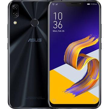 ASUS ZenFone 5 ZE620KL 6.2 Inch 6GB RAM 64GB ROM Qualcomm Snapdragon 636 Octa Core 4G Smartphone