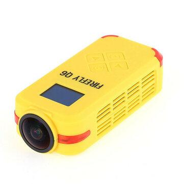 Hawkeye Firefly Q6 4K 1080P 60FPS HD Mini Camera for FPV Racer