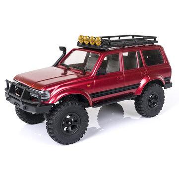 ROCHOBBY 1/18 2.4G Katana Waterproof Crawler RC Car Vehicle Models RTR