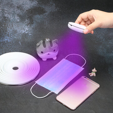 Ευρωπαϊκή αποθήκη | Mahaton Multifunctional Folding UVC Sterilizer From Xiaomi Youpin Proable Tableware Toy Cup Phone Food Grade UVC Led Sterilizer