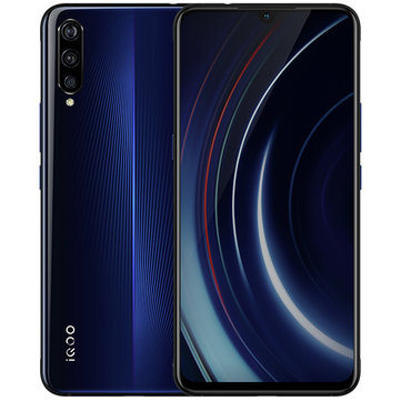 £571.228%VIVO iQOO 6.41 Inch FHD+ NFC 4000mAh 22.5W Flash Charge 8GB 256GB Snapdragon 855 4G Gaming SmartphoneSmartphonesfromMobile Phones & Accessorieson banggood.com