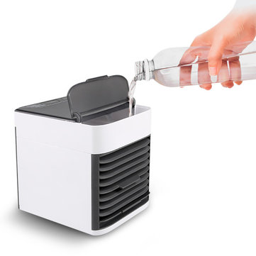 Loskii BT-05 Mini Portable Multi-function Spray Air Cooler