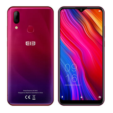 £133.8520%ELEPHONE A6 MAX 6.53 inch 20MP Dual Rear Camera NFC Wireless Charging 4GB 64GB Helio P22 Octa Core 4G SmartphoneSmartphonesfromMobile Phones & Accessorieson banggood.com