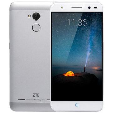 ZTE Blade A2 Fingerprint 5.0 inch 2GB RAM 16GB ROM MT6750 1.5GHz Octa core 4G Smartphone