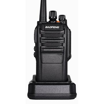 Baofeng S56 10W High Power IP67 Waterproof Walkie Talkie UHF 3500mAh FM Transceiver Walkie TalkiePortable Ham Radio