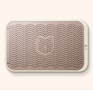 BEAR A02X1 170W 4Modes Low-Power Consumption Winter Intelligent Foot Warmer Far Infrared Heat Therapy Electric Heater Fitness Fatigue Relax Tool From Xiaomi Youpin