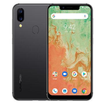 UMIDIGI A3X Global Bands 5.7 inch HD+ Android 10 3300mAh 16MP+5MP+13MP Cameras 3GB RAM 16GB ROM MT6761 4G Smartphone