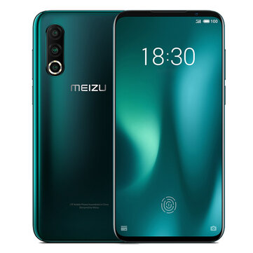 Meizu 16s Pro 6.2 inch 48MP Triple Rear Camera NFC 8GB RAM 256GB ROM Snapdragon 855 Plus Octa core 4G Smartphone Smartphones from Mobile Phones & Accessories on banggood.com