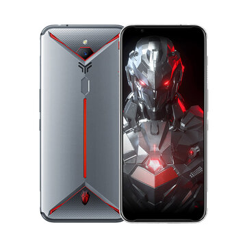 ZTE Nubia Red Magic 3S 6.65 Inch FHD+ 90Hz Android 9.0 5000mAh 8GB RAM 128GB ROM Snapdragon 855 Plus Octa Core 2.96GHz 4G Gaming SmartphoneSmartphonesfromMobile Phones & Accessorieson banggood.com