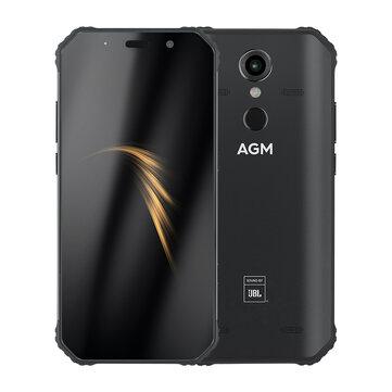 £192.4921%AGM A9 5.99 inch 5400mAh 16MP Front Camera NFC IP68 Waterproof 4GB 32GB Snapdragon 450 Octa Core 4G SmartphoneSmartphonesfromMobile Phones & Accessorieson banggood.com