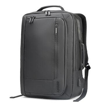 ARCTICHUNTER B00330 17 inch Waterproof Men Backpack Outdoor Travel Storage Bags Business Laptop Bags