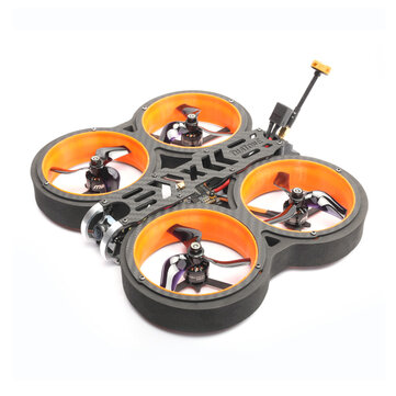 DIATONE MXC TAYCAN 349 3 Inch 158mm 4S/6S Cinewhoop FPV Racing Drone BNF Frsky R-XSR RUNCAM NANO2