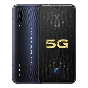 VIVO iQOO Pro 5G Version 6.41 inch Super AMOLED 48MP Triple Rear Camera NFC 12GB 128GB Snapdragon 855 Plus Octa core 5G SmartphoneSmartphonesfromMobile Phones & Accessorieson banggood.com