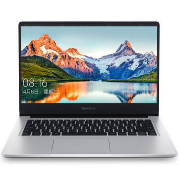 Xiaomi RedmiBook Laptop 14.0 inch Intel Core i3-8145U Intel UHD Graphics 620 8G DDR4 256G SSD Notebook