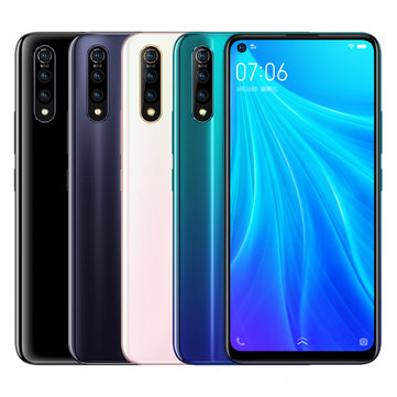 VIVO Z5x 6.53 inch 5000mAh Triple Rear Camera Android 9.0 6GB 128GB Snapdragon 710 Octa Core 4G Smartphone Smartphones from Mobile Phones & Accessories on banggood.com