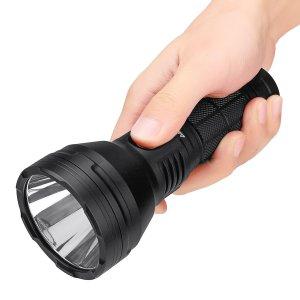 Στα 27€ από Astrolux® FT03 XHP50.2 4300lm 735m NarsilM v1.3 USB-C Rechargeable 2A 26650 21700 18650 LED Flashlight