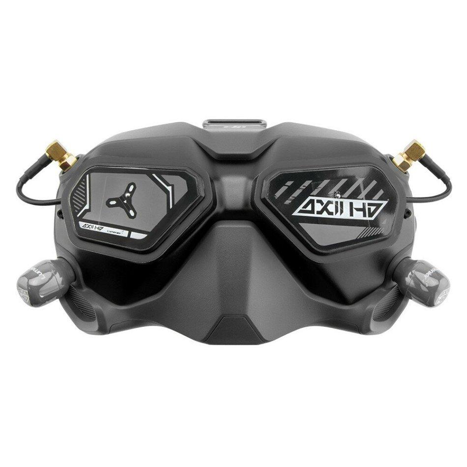 Lumenier AXII HD Antenna Combo 5.8GHz 8.2dBi 2.2dBi LHCP RPSMA Set for DJI Digital HD FPV Goggles