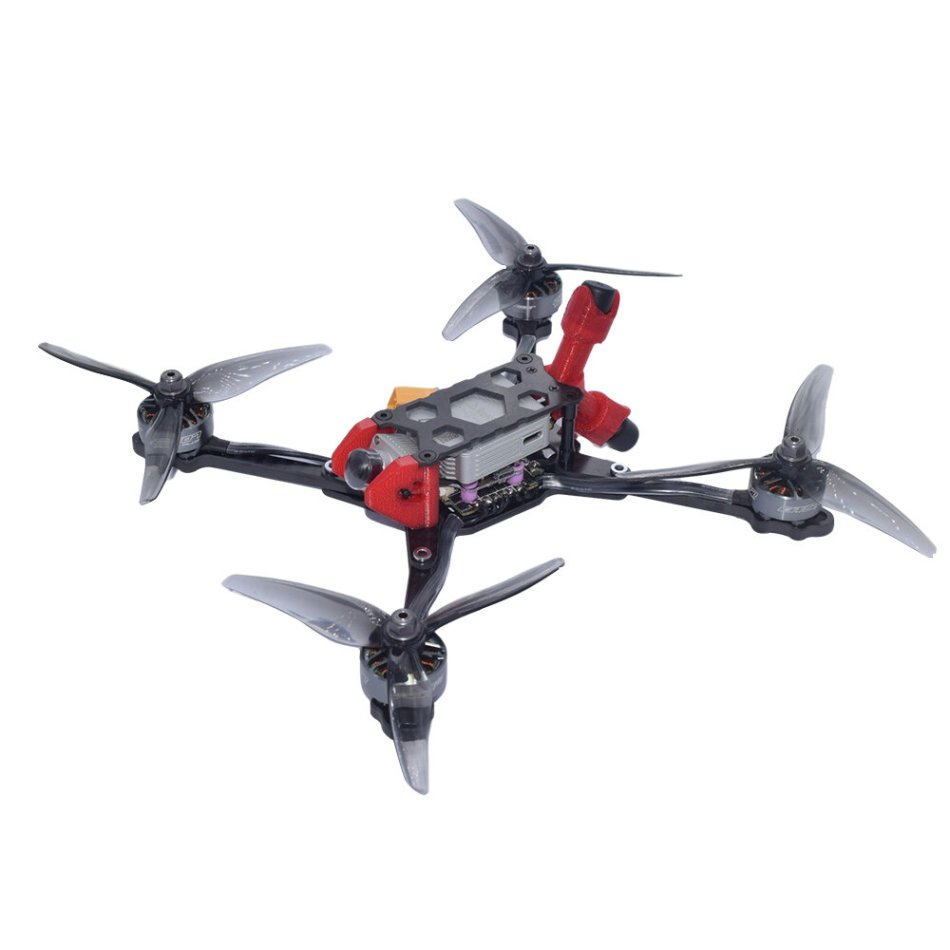 SENT5 227mm Bluetooth F7 OSD 40A BLheli_32 ESC 3-6S 5 Inch FPV Racing Drone PNP w/ RCinpower GTS 2207 V2 1860KV Motor DJI Air Unit
