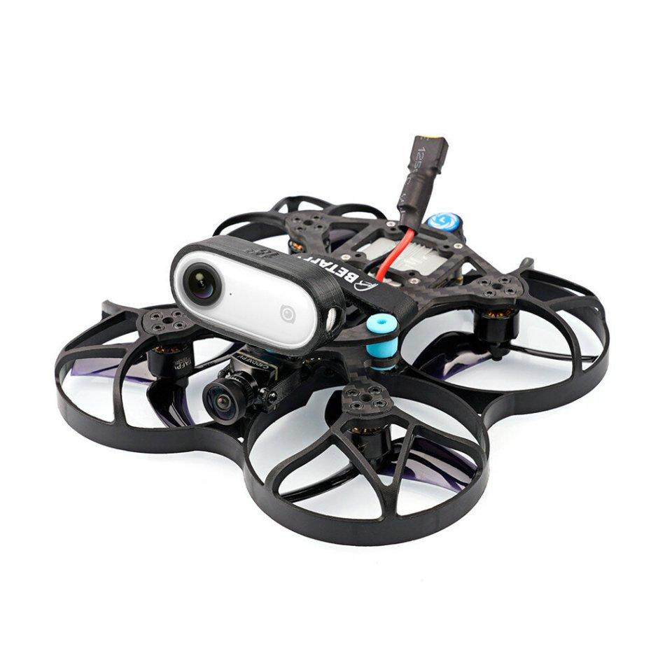 Betafpv Beta95X V2 HD Digital VTX 95mm F4 OSD AIO 16A ESC 4S Whoop FPV Racing Drone PNP BNF w/ Caddx Nebula Nano HD System
