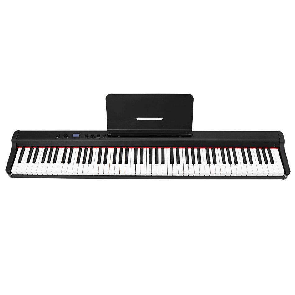 BORA BX8 88 Keys Smart Portable Digital Piano Standard Velocitys Keyboard Professional Edition Electronic Piano