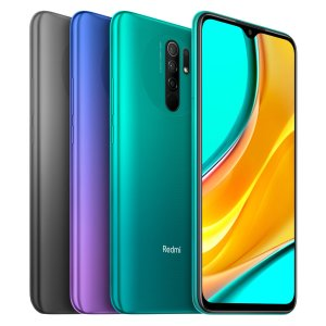 Xiaomi Redmi 9 Global Version NFC 6.53 inch Quad Rear Camera 4GB RAM 64GB ROM 5020mAh Helio G80 Octa core 4G Smartphone –