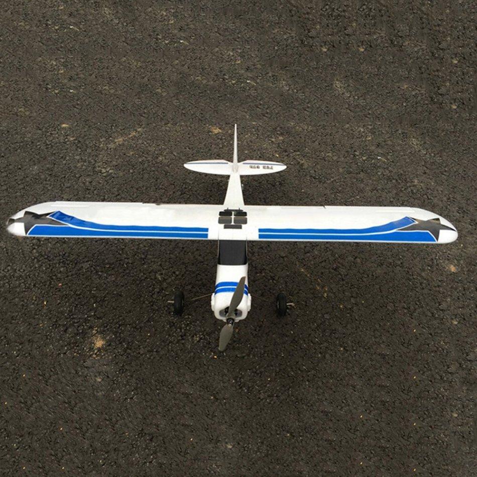 Fun Cub 1100mm Wingspan EPO Monoplane Training Plane RC Airplane Kit for Trainer Beginner