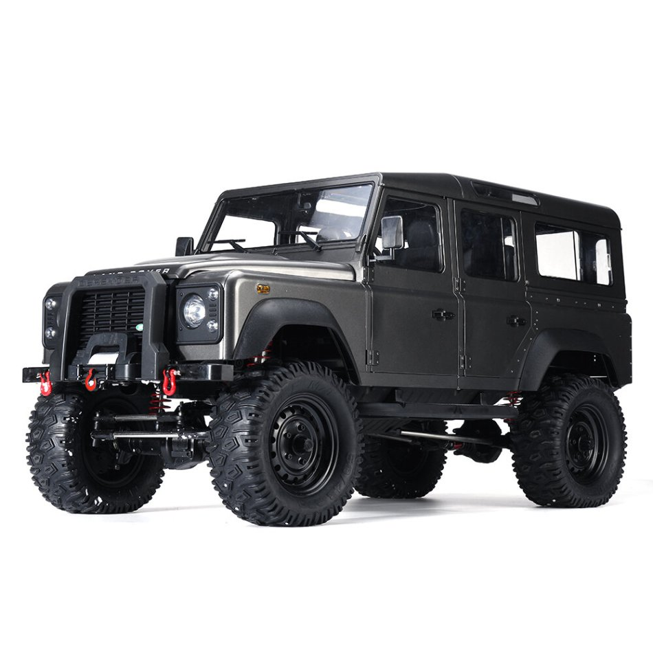 Double E E101-003 1/8 2.4G 4WD RC Car D110 Crawler Truck RC Vehicle Models