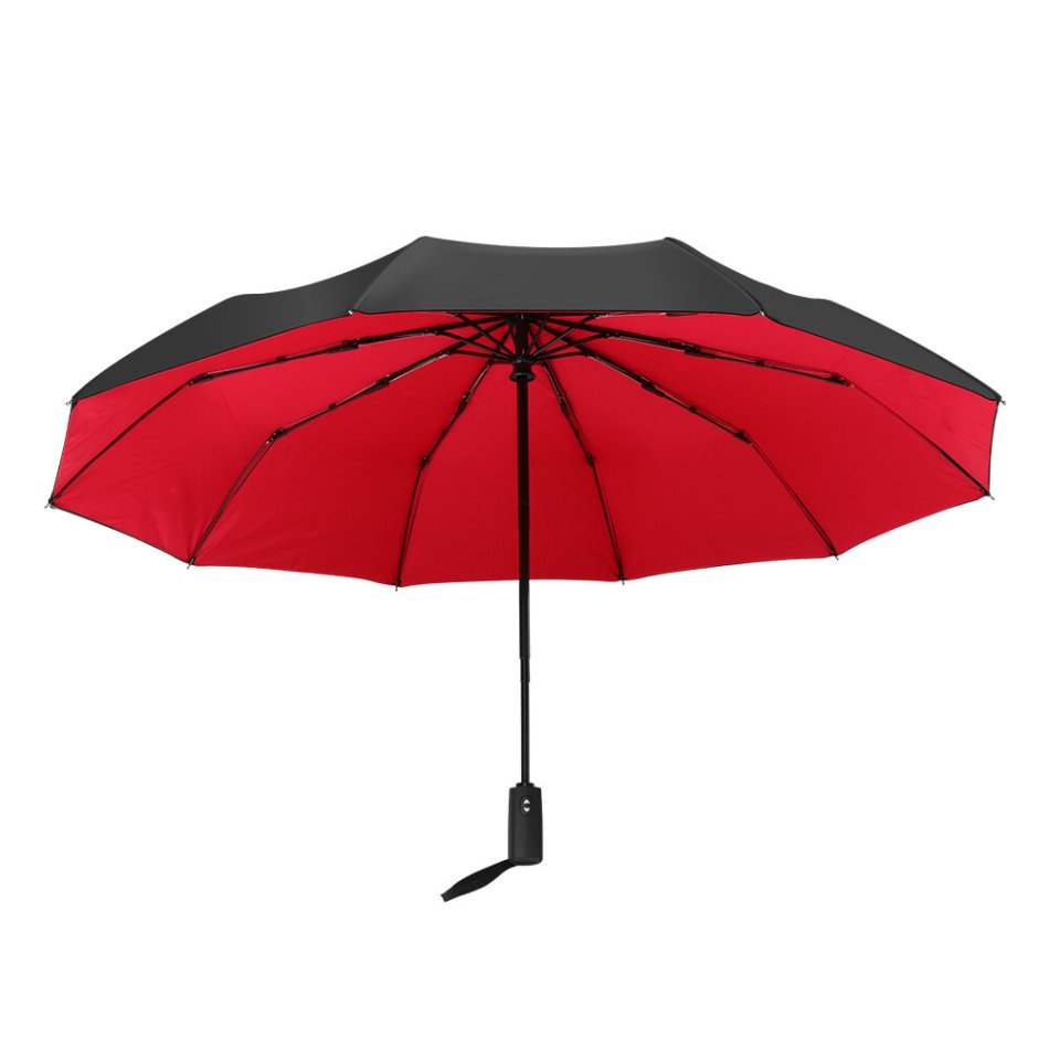 Xmund XD-HK3 Single/Double Layer Umbrella UPF50+ 2-3 People Portable Automatic Umbrella Camping Three Folding Sunshade