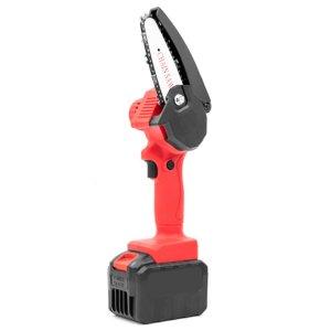 Στα €44.34 από αποθήκη Τσεχίας   HILDA 21V Electric Saw Cordless Mini Handheld Chain Saw for Makita Battery Rotary Tool