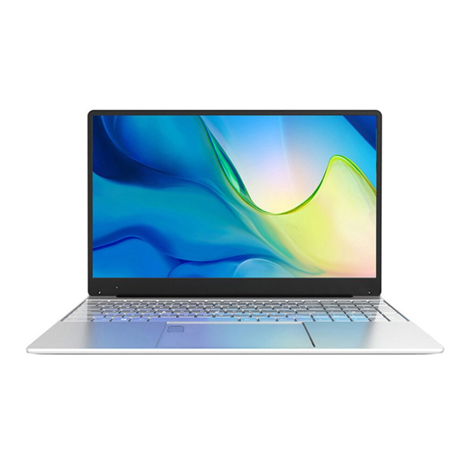 CENAVA F158G 15.6 inch Intel Celeron J4125 16GB RAM 512GB SSD 1920×1080 IPS Narrow Bezel Backlit Keyboard Fingerprint Notebook
