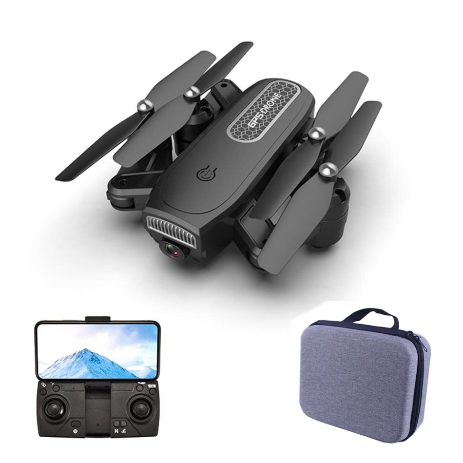 ZD8 GPS 4K Wide Angle HD Aerial Photography Drone Altitude Hold 15min Flight Time RC Quadcopter RTF