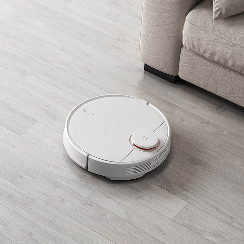 Xiaomi Mijia STYTJ02YM 2 in 1 Robot Vacuum Mop Vacuum Cleaner Sweeping Mopping 2100Pa LDS Laser Navigation System Wifi Smart Planned Clean Mi Home APP
