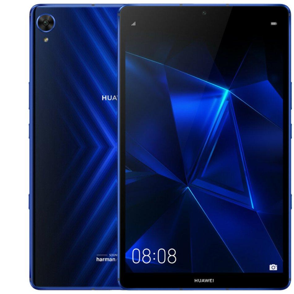 Original Box Huawei M6 Turbo Edition LTE CN ROM 6GB RAM 128GB ROM HiSilicon Kirin 980 8.4 Inch Android 9.0 Pie Tablet