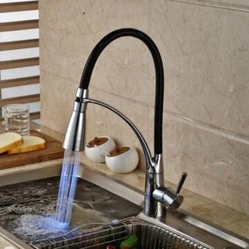 buy popular black kitchen taps