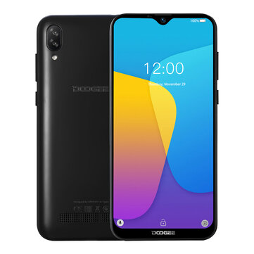 £53.89 30% DOOGEE Y8C 6.1 Inch HD Android 8.1 3400mAh Face Unlocking 1GB RAM 16GB ROM MTK6580A Quad Core 1.3GHz 3G Smartphone Smartphones from Mobile Phones & Accessories on banggood.com