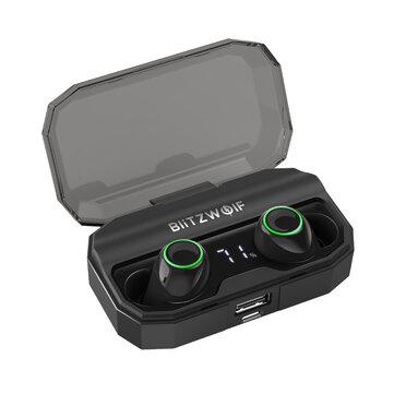 BlitzWolf® BW-FYE3S True Wireless bluetooth 5.0 Earphone