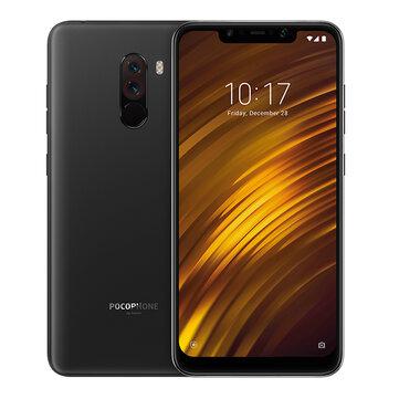 £240.3226%Xiaomi Pocophone F1 Global Version 6.18 inch 6GB 64GB Snapdragon 845 Octa core 4G SmartphoneSmartphonesfromMobile Phones & Accessorieson banggood.com