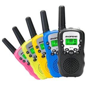 Στα 13€ τα 2 τμχ και έχω ήδη ένα ζευγάρι εδώ και καιρό και έχει πολύ καλή εμβάλεια για τα λεφτά του   2Pcs Baofeng BF-T3 Radio Walkie Talkie UHF462-467MHz 8 Channel Two-Way Radio Transceiver Built-in Flashlight 5 Color for Choice