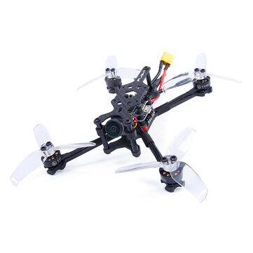 iFlight TurboBee 120RS SucceX Micro F4 2-3S FPV Racing Drone PNP BNF w/ Caddx.us Turbo Eos2 1200TVL Camera