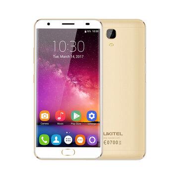 Oukitel K6000 Plus 5.5'' Android 7.0 4GB RAM 64GB ROM MT6750T Octa-Core 1.5GHz 6080mAh 4G Smartphone