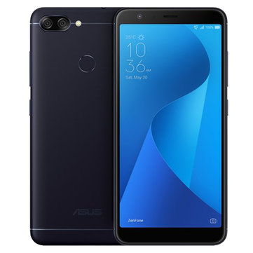 £127.76 20% Original ASUS ZenFone 4S Max Plus M1 ZB570TL Global Version 5.7 Inch FHD+ 4130mAh 16MP+8MP Dual Rear Camera 4GB 32GB MT6750T 4G Smartphone Smartphones from Mobile Phones & Accessories on banggood.com