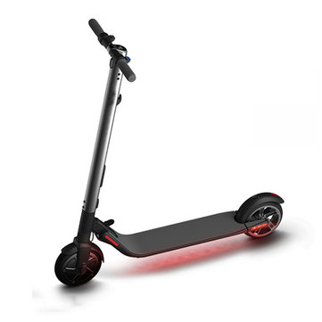 Ninebot ES2 Kick Scooter Folding Electric Scooter for Adults/Kids 36V 300W 25km/h Max Load 100kg (Sports Version)