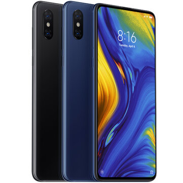 £365.3528%Xiaomi Mi MIX 3 Global Version 6.39 inch 6GB RAM 128GB ROM Snapdragon 845 Octa core SmartphoneSmartphonesfromMobile Phones & Accessorieson banggood.com