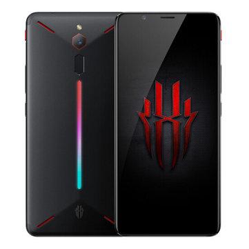 Nubia Red Magic 6.0 inch 8GB RAM 128GB ROM Snapdragon 835 Octa Core 4G Gaming Smartphone